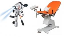 Kolposkop AC-2311 a křeslo ML2g