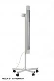 Germicidní zářič Prolux G M55W mobilní, otev., poh