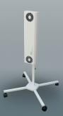 Germicidní zářič Medilux SRS 48W white mobilní