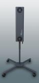 Germicidní zářič Medilux SRS 48W black mobilní