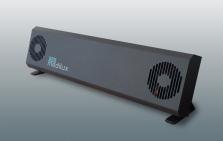 Germicidní zářič Medilux SRS 48W black